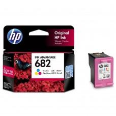 HP 682 Tri-Color Original Ink Advantage Cartridge