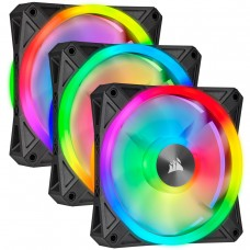 Corsair QL120 RGB 120mm PWM Casing Fan (3 Pack)