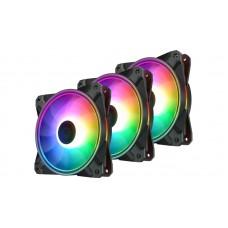 Deepcool CF120 PLUS ARGB Case Fan (3 Pack)