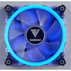 Gamdias AEOLUS E1 1201 Blue Led Cooling Fan