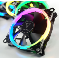 Gamdias AEOLUS M1 1201 RGB Cooling Fan