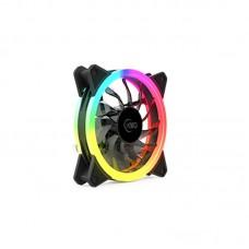 KWG Gemini E1 1201 120mm Dual RGB Ring Case & Radiator Fan