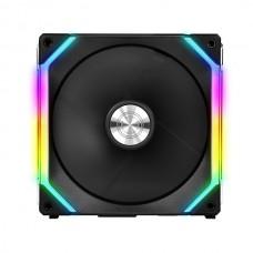 Lian Li UNI FAN SL120 120mm RGB White Cooling Fan (3 Fan Pack)