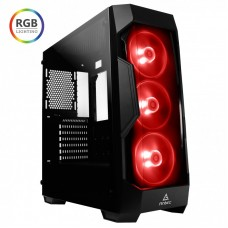 Antec DF500 RGB Dark Fleet Series Gaming Mid-Tower Casing