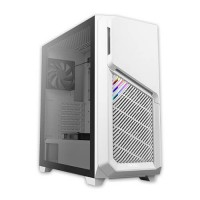Antec DP502 Flux White Ultimate Thermal Performance Gaming Case