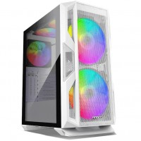 Antec NX800 Mid Tower Gaming Case (White)