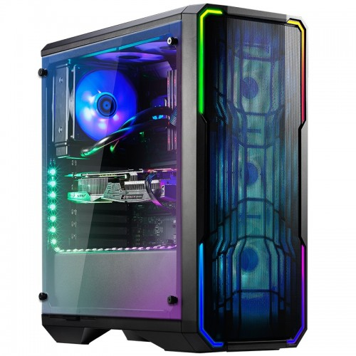 BitFenix ENSO MESH Gaming Case (Black)