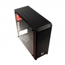 Bitfenix Nova TG Black Gaming Case