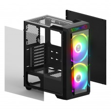 Gamdias APOLLO M2 Mid Tower PC Gaming Case