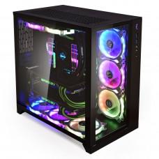 Lian Li O11DX O11 Dynamic ATX Mid Tower Gaming Case (Black)