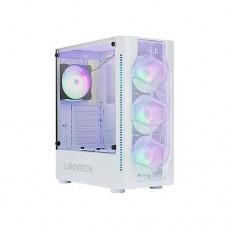 Montech X1 MESH White ATX Mid Tower Gaming Case