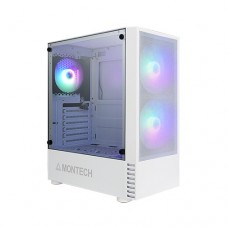 Montech X2 MESH White Mid-Tower ATX Gaming Case