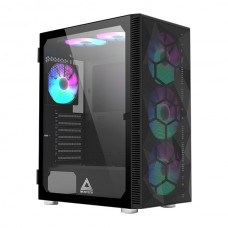 Montech X3 MESH RGB Lighting Mid-Tower ATX Gaming Case