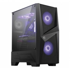 MSI MAG FORGE 100M Mid-Tower Gaming Case