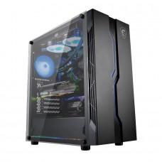 MSI MAG VAMPIRIC 010M Mid-Tower Gaming Case Black
