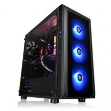 Thermaltake Versa J23 TG RGB Tempered Glass Case