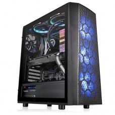 Thermaltake Versa J24 TG RGB Tempered Glass Case