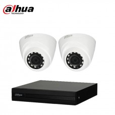 Dahua 2 unit CC camera package
