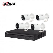 Dahua DH-IPC-HFW1230SP 4 Unit IP Camera With Package