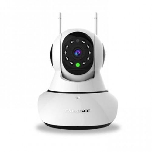 Jovision JVS-H510 Two-Way Talk Mic Wi-Fi IP Security Camera
