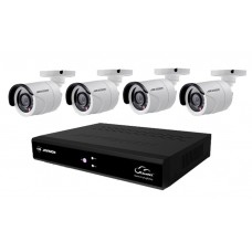 4Channel DVR Kit With 04 CCTV Camera
