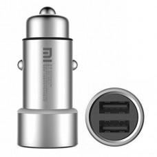 Xiaomi CZCDQ01ZM Rapid Fast Dual USB Car Charger