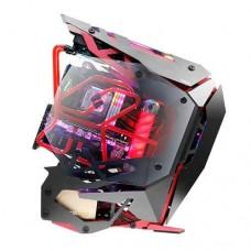 Antec TORQUE Black + Red Aluminum ATX Mid Tower Gaming Casing