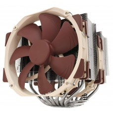 Noctua NH-D15 Premium CPU Cooler with 2 x NF-A15 PWM 140mm Fans