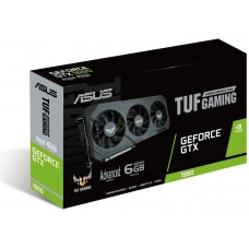 ASUS TUF Gaming X3 GeForce GTX 1660 Advanced edition 6GB GDDR5 Graphics Card