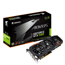 Gigabyte Aorus GeForce® GTX 1060 6G GDDR5 Graphics Card