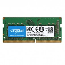 Crucial 8GB DDR4 2400MHz Laptop RAM