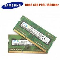 Samsung 4GB 1600MHz DDR3 PC3L Laptop RAM