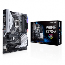 Asus Prime Z370-A 8th Gen ATX Gaming Motherboard