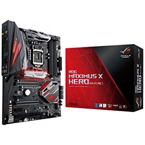 Asus Rog Z370 Maximus X Hero 8th Gen ATX Motherboard