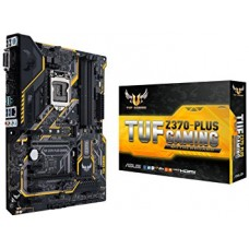 Asus TUF Z370-PLUS 8th Gen ATX Gaming Motherboard