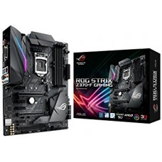 Asus Rog Strix Z370-F 8th Gen ATX Gaming Motherboard