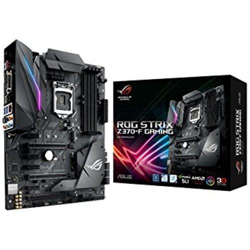 Asus Rog Strix Z370-F 8th Gen ATX Gaming Motherboard