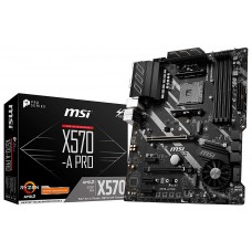 MSI X570-A Pro DDR4 AMD AM4 Socket Motherboard