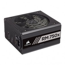 Corsair RM750X 750 Watt 80 Plus Gold Certified Fully Modular Power Supply