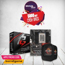 Threadripper 1900X & ASRock X399 Phantom Gaming 6 - Special Combo