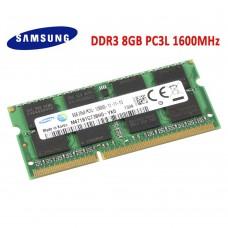 Samsung 8GB 1600MHz DDR3 PC3L Laptop RAM