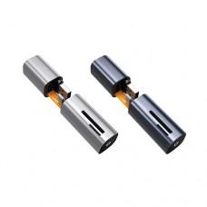 Baseus USB-A & USB-C Dual Interface Micro SD & SD Mini Cabin Card Reader