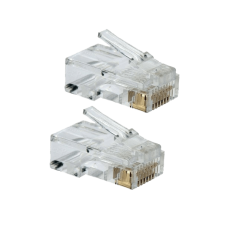 D-Link Cat-6 Connector of Full Box (100 Unit Per Box)