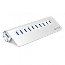 Orico M3H10-V1 10 Port USB 3.0 Aluminum HUB