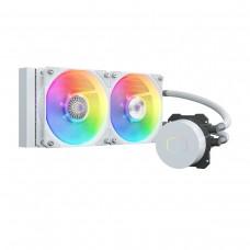 Cooler Master MasterLiquid ML240L V2 ARGB White Edition CPU Liquid Cooler