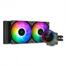 Deepcool CASTLE 240EX A-RGB AIO liquid CPU Cooler