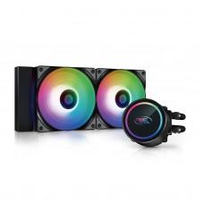 DeepCool GAMMAXX L240 A-RGB liquid CPU Cooler