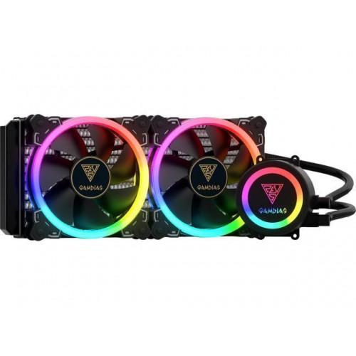 Gamdias CHIONE M1A 240R CPU Cooler