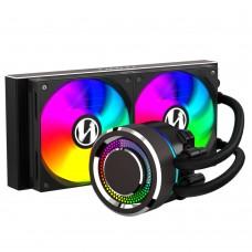 Lian Li Galahad 240mm Closed-Loop AIO Liquid CPU Cooler (Black)