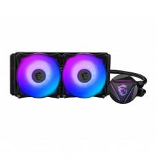 MSI MAG CORELIQUID 280R AIO RGB Liquid CPU Cooler